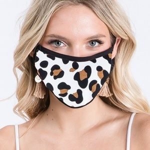 🇺🇸Made in USA Animal Print Reusable Face Masks